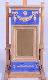 Spegel, delvis sengustaviansk, 17/1800-tal