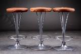 Piet Hein. Tre barstole, model 50650 (3)