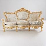 Soffa Louis XIV-stil