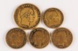 Danske guldmønter (5)