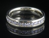 Diamond ring approx. 0.25ct<br>
