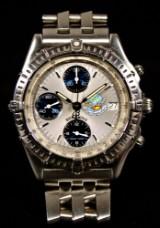 Herrarmbandsur,  Breitling Chronomat A13048 -  Blue Impulse Limited Edition 75 /1000