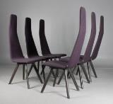 Tom Dixon, chairs, Tall Chair, six (6)