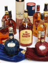 Samling Whisky, bl.a. Glenfarclas 25 års (42)