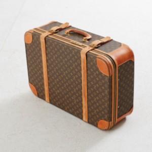 Avansert Louis Vuitton, koffert med monogrammönster | Lauritz.com EG-96