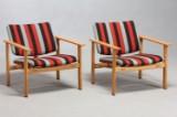 Arne Jacobsen. Sæt hvilestole model 4700 (2)