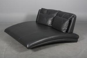 k b og s lg moderne klassiske og antikke m bler rolf benz longchair chaiselong model 2800. Black Bedroom Furniture Sets. Home Design Ideas