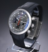 Porsche Design 'Dashboard Chronograph'. Herreur i titanium med grå skive - cert. 2009