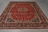 Nadjafabad, persisk ægte tæppe, 387 x 300
