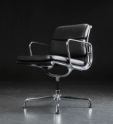 Charles & Ray Eames. Soft Pad office chair, model EA-217