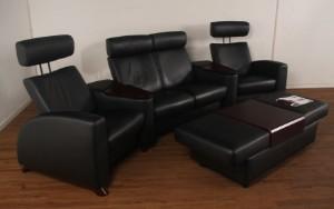 m bel stressless kinogarnitur modell arion 2007 dk n stved gl holstedvej. Black Bedroom Furniture Sets. Home Design Ideas