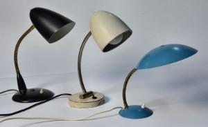 retro bordlamper Samling retro bordlamper(3) Denne vare er sat til omsalg under nyt  retro bordlamper