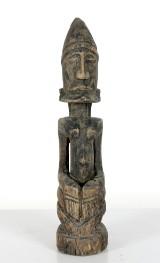 Dogon, Mali, skulptur