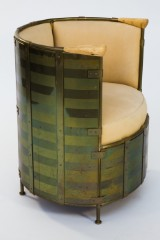 Mats Theselius. Chair model El Dorado, numbered limited edition 1/360