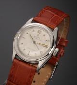 Vintage Rolex 'Oyster Speedking Precision' midsize ladies' watch, steel, c. 1963
