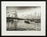 Dimitry Savchenko, Port Vell. Barcelona, Fotografie/Druck, 2017, Edition 1 / 50