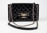 Chanel, axelremsväska, 'Accordion Bag'