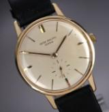 Patek Philippe 'Calatrava' men's watch, 18 kt. gold case, c. 1960
