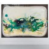 Sky Dweller, akrylmaleri, 'Door To New Dimensions'