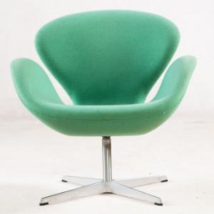 vare 4068970 arne jacobsen lounge sessel 39 swan chair 39 39 der schwan 39 f r fritz hansen. Black Bedroom Furniture Sets. Home Design Ideas