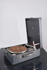 Resegrammofon 'Grandtone'