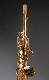 Sopransaxofon Henri Selmer 80 Super Action Serie II, med tilbehør