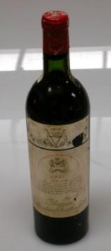 Ch. Mouton Rothschild 1945