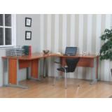 Hjørneskrivebord, model Prima - udstillingsmodel