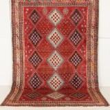 Handknuten persisk matta, Shiraz 315 x 212 cm