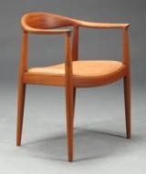 H.J. Wegner. Lounge chair, Model 503 The Chair