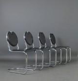 Sven Markelius, a set of tubular steel cantilefer chairs for EPA BAR (4)