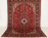 Handknuten persisk matta, Täbriz 343 x 241 cm
