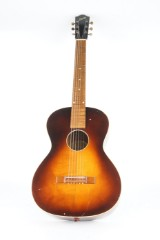 Levin, vintage akustisk stålsträngad gitarr 1946