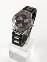 Cartier 21 Chronoscaph 2424 men's watch, steel