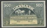 Danmark 500 kroner 1925