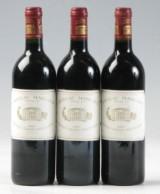 3 fl. Château Margaux 1989. (3)