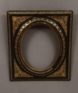 Spegel, ram med spegel dekor mått ram 75x64 cm