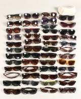 Ray-Ban, Prego, Zeal m.fl., samling solbriller (49)