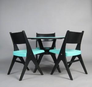 ware 3511411 carl sasse st hle modell pinguin tisch. Black Bedroom Furniture Sets. Home Design Ideas