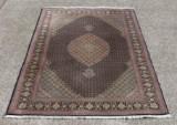 Persian täbriz carpet, approx. 300 x 200 cm