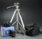 Canon PowerShot SX50 SH spejlreflekskamera med ekstraudstyr