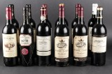 Ældre vinsamling. Samling med 12 flasker (12)