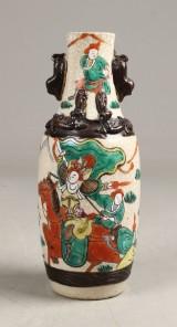 Kinesisk vase, 1700/1800-tallet
