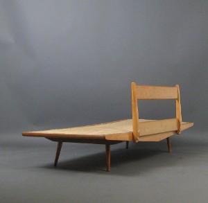 Daybed sofa der 1950 60er jahre for Couch 60 jahre