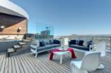 7 dages luksusophold for 6 personer i det højest beliggende penthouse i Western Cape  i SYDAFRIKA: Cape Town, Taffelbjerget og drømmestrande (uden fly)