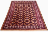 Turkmenischer Teppich, Afghanistan, ca. 366 x 305 cm