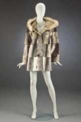 Levinsky, frakke af sælskind