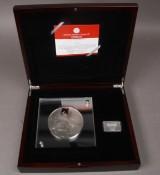 Danmarks befrielse 1 kg sølvmønt