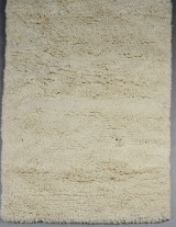 Marokkansk tæppe, 190 x 130 cm.
