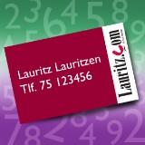 Telefonnummer 75  123456